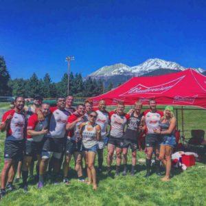 Chico Rugby Sevens Wins Mt. Shasta Tournament