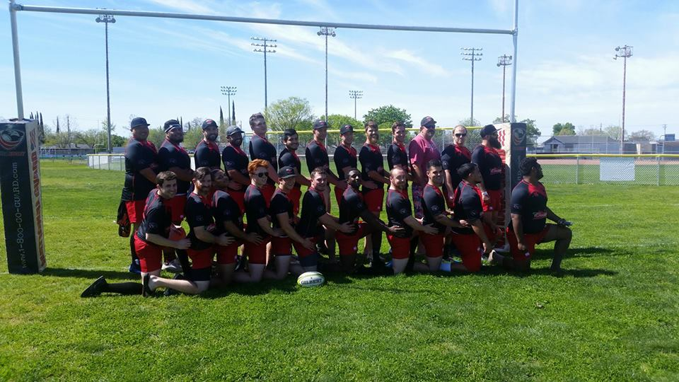 Chico Men's rugby promo photo