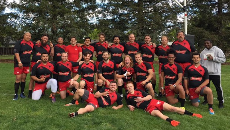 Chico rugby vs south valley team photo